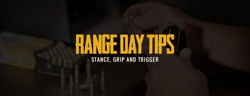 Armscor Range Day Tips