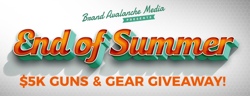 End of Summer Giveaway